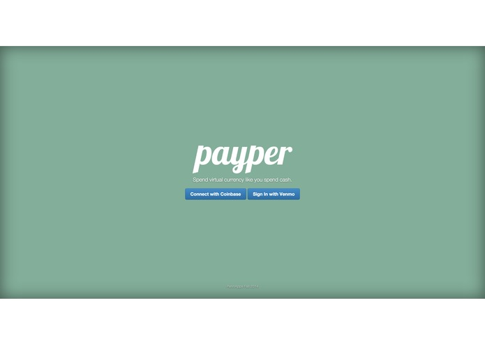 Payper – screenshot 1