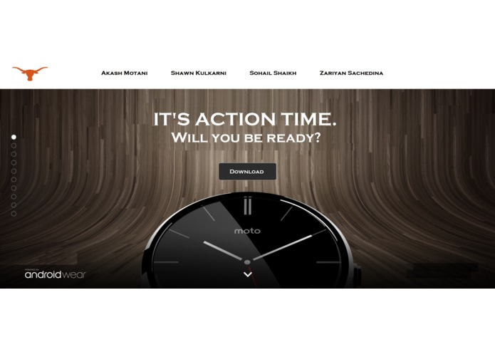 Action Time – screenshot 1