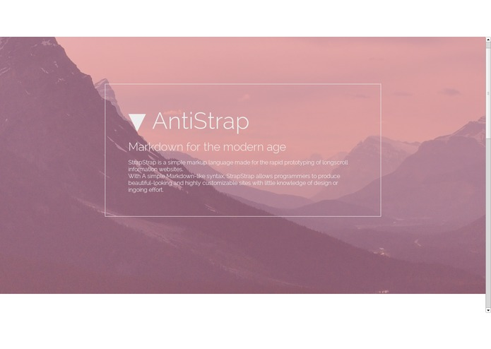 ▼ AntiStrap – screenshot 2