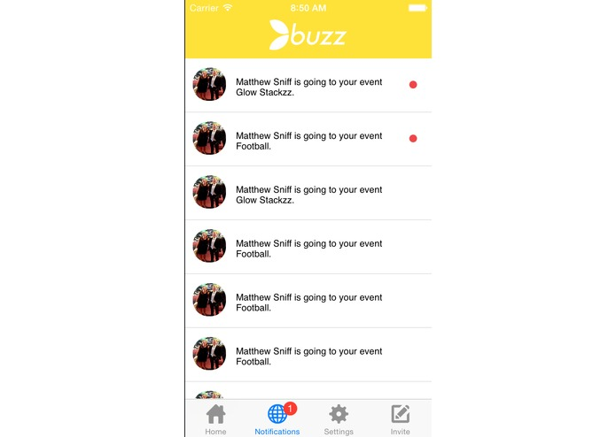 buzz – screenshot 4