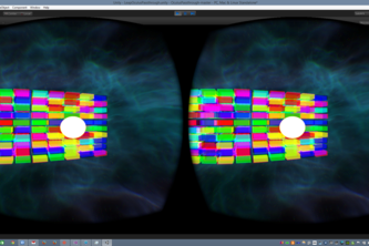VR Breakout with Leap motion control