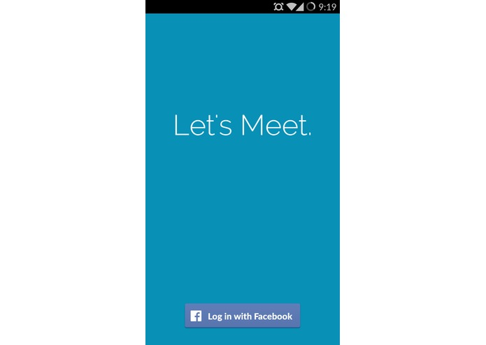 LetsMeet – screenshot 1
