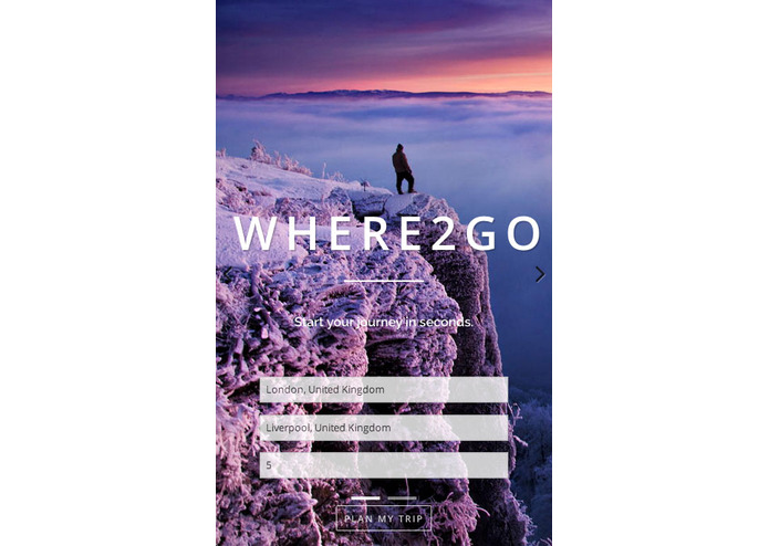 Where2go – screenshot 5