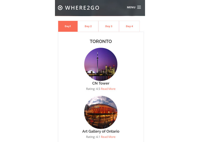 Where2go – screenshot 6