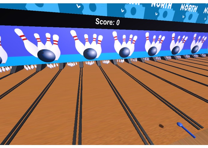 Spacebowl – screenshot 1