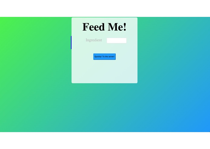 Feed Me! – screenshot 1