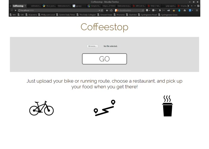 Coffeestop – screenshot 1