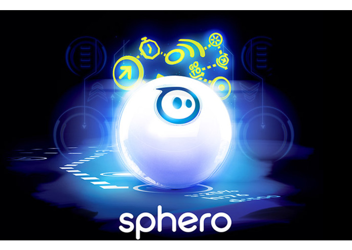 Invisible Maze - Sphero – screenshot 1