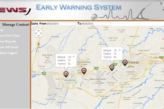 Early Warning System for diseases
