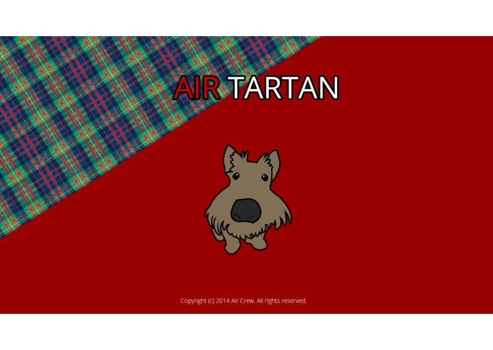 Air Tartan – screenshot 1