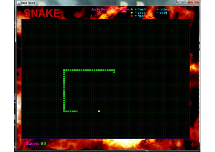 Snake – screenshot 2