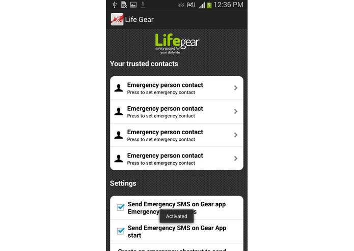Life Gear – screenshot 8