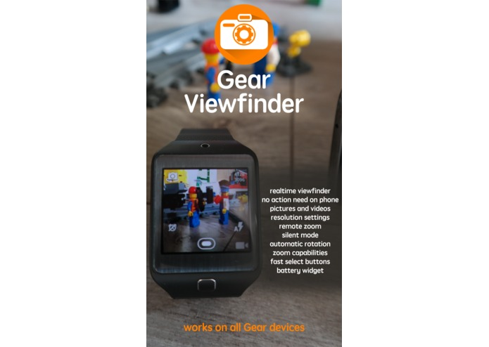 Gear Viewfinder – screenshot 3
