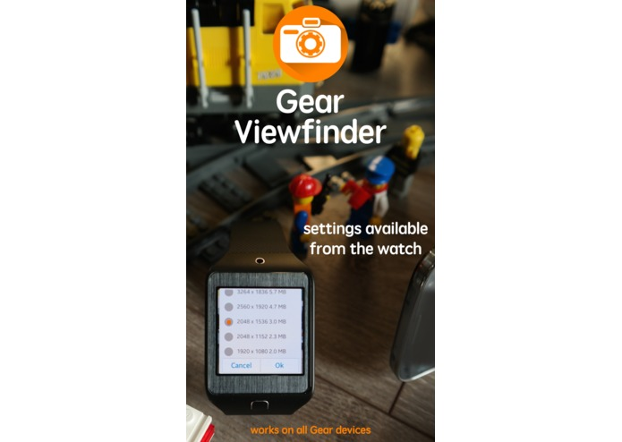 Gear Viewfinder – screenshot 4