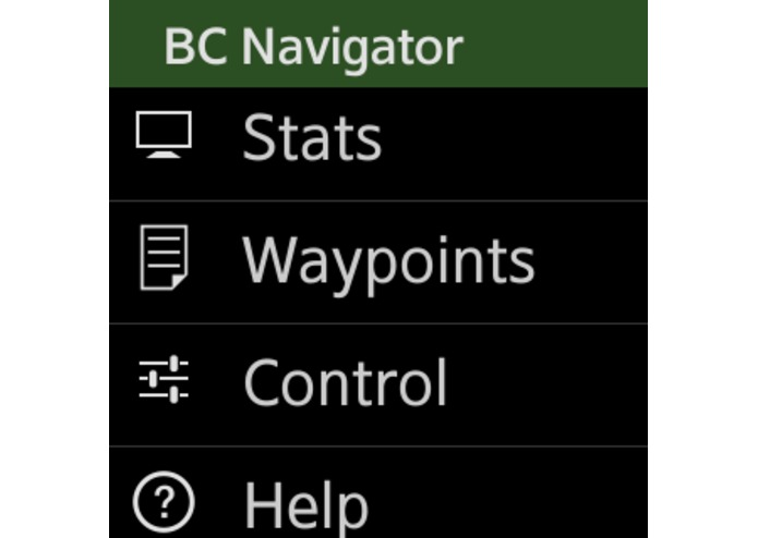 BackCountry Navigator for Gear 2 – screenshot 6