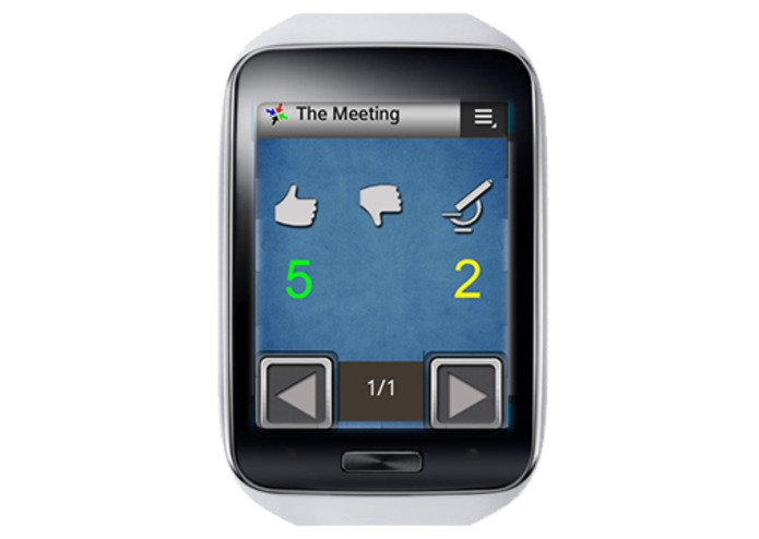 The Meeting – screenshot 3