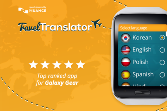 Travel Translator for Gear