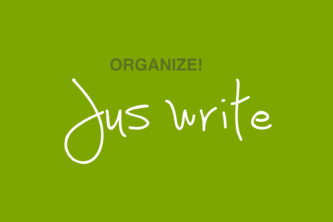 JusWrite - Notes, To Do & Organizer