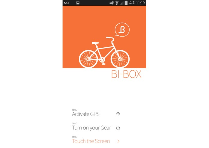 BIBOX – screenshot 2