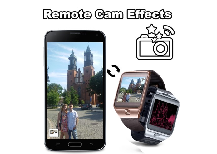 Remote Cam Effects – screenshot 1