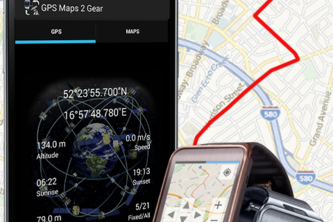 GPS Maps 2 Gear
