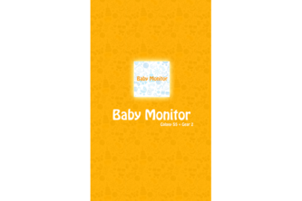 Baby Monitor: Sleep