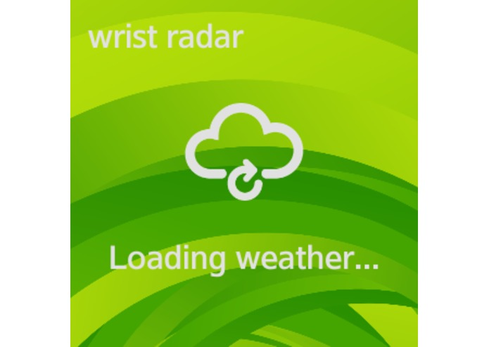 Wrist Radar – screenshot 4