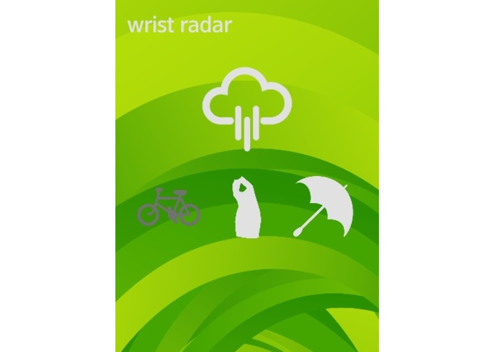 Wrist Radar – screenshot 5