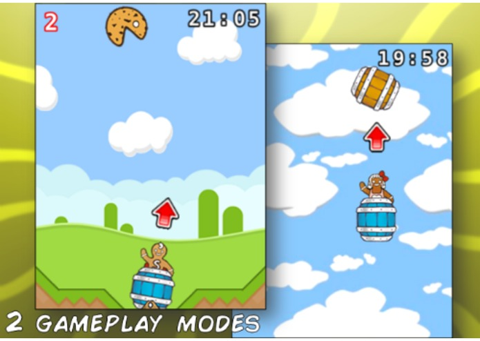 Launch the CookieMan – screenshot 1