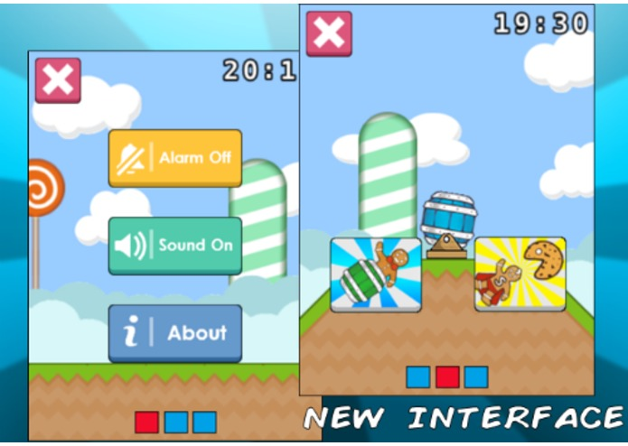 Launch the CookieMan – screenshot 3