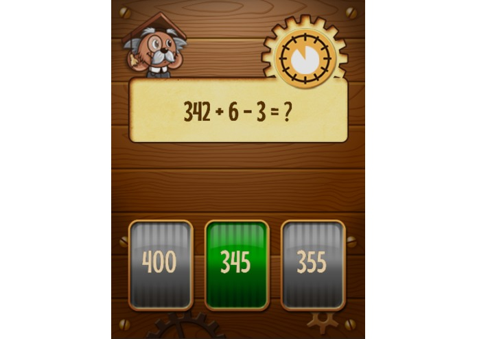 Brain Training Gear – screenshot 3