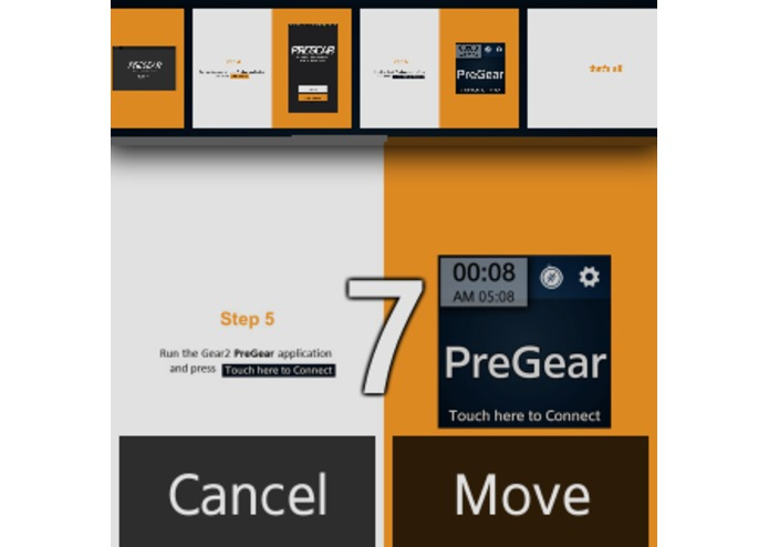PreGear – screenshot 4