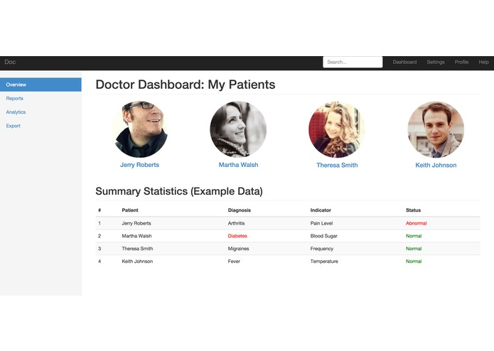 Doc – screenshot 2