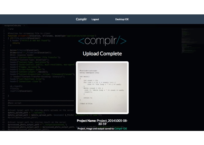 Compilr – screenshot 5