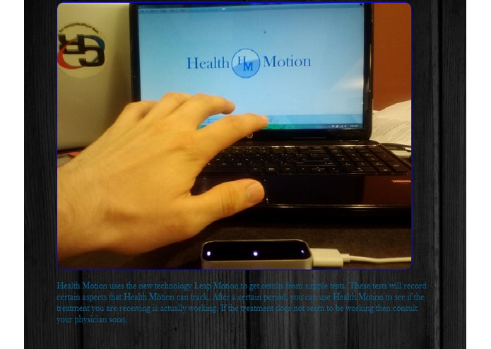 Health Motion – screenshot 3