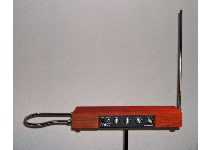 Virtual Theremin 2000 – screenshot 1