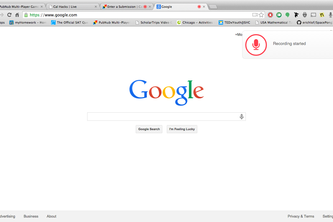 Siri/Google Now for Chrome