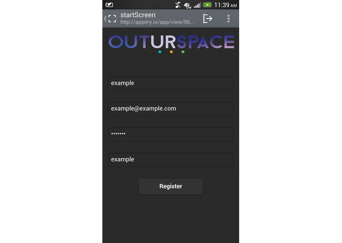 OuturSpace – screenshot 4