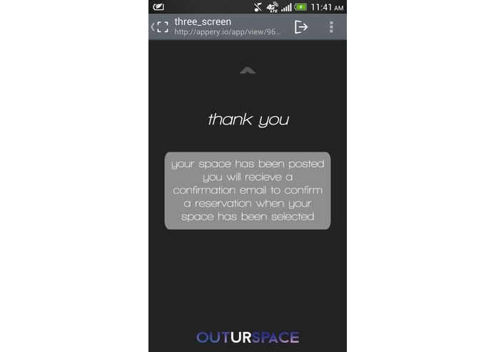 OuturSpace – screenshot 8