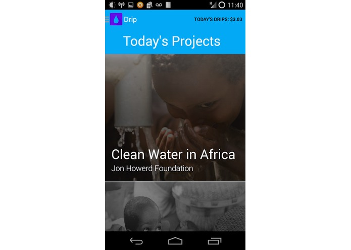 Drip – screenshot 3