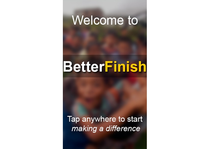 BetterFinish – screenshot 1