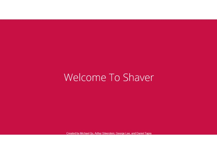 SHAVER – screenshot 2