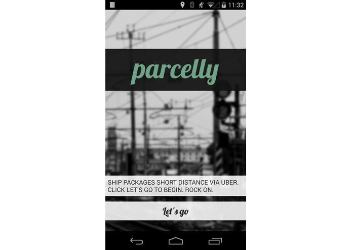 Parcelly – screenshot 1