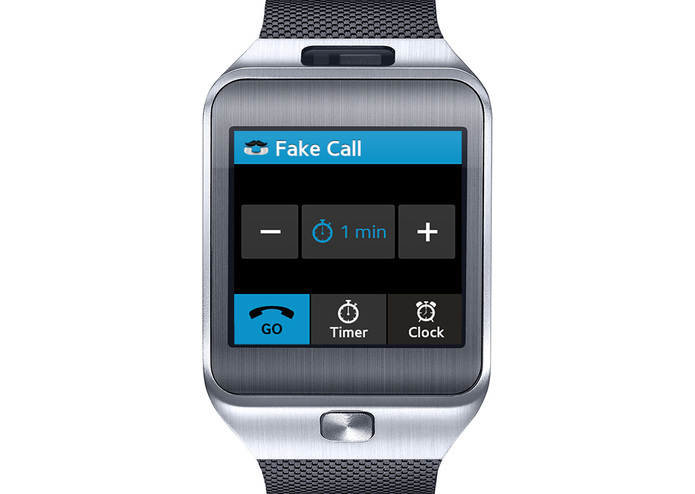 FakeCall! – screenshot 2