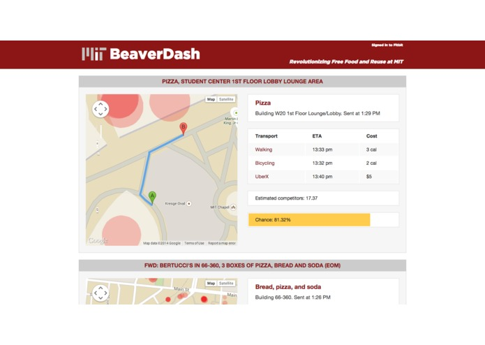 BeaverDash – screenshot 1