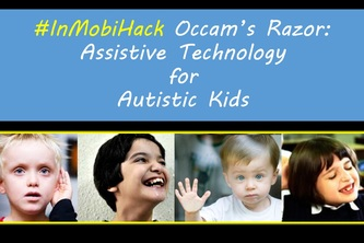 Occam's Razor: Assistive App for Autistic Kids