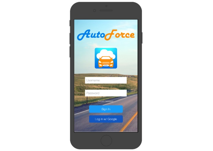 AutoForce – screenshot 2