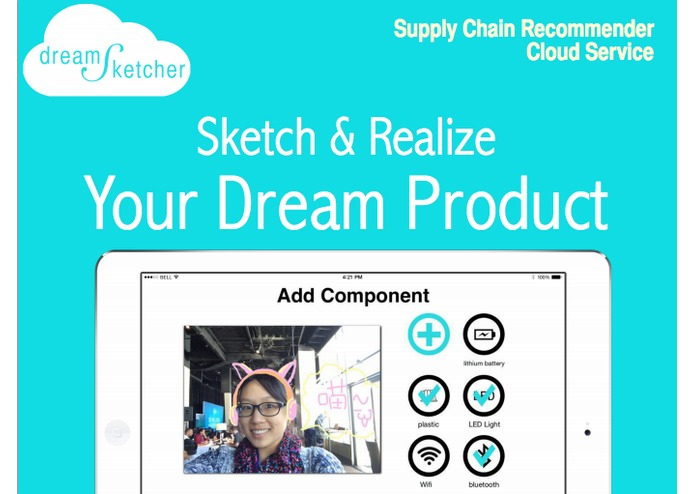 dreamSketcher – screenshot 1