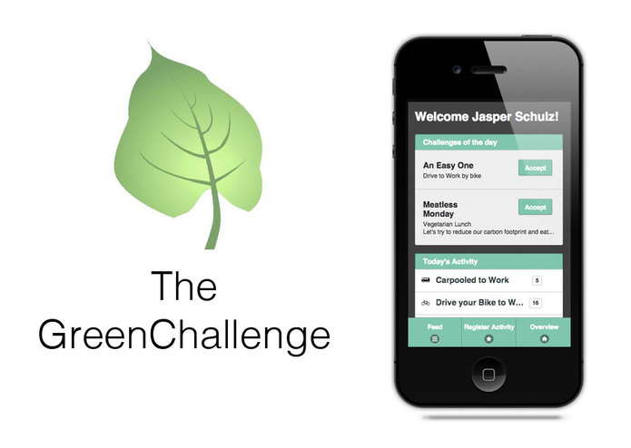 The Green Challenge – screenshot 1