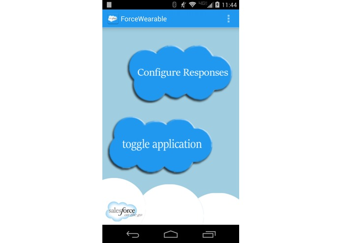 Salesforce On The Go – screenshot 2